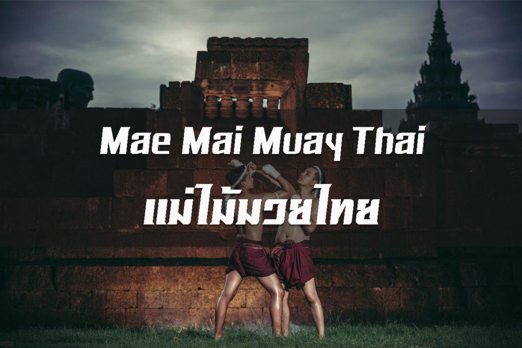 ทักษะพื้นฐานมวยไทย