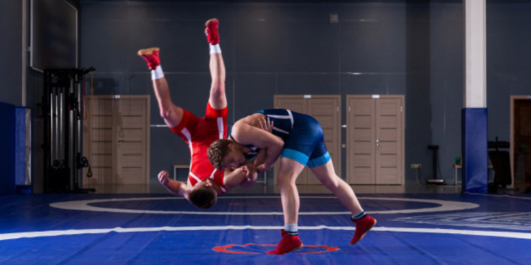 กีฬามวยปล้ำ โอลิมปิก